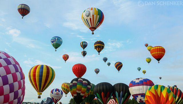 Quick Chek NJ Festival of Ballooning / Balloon Festival