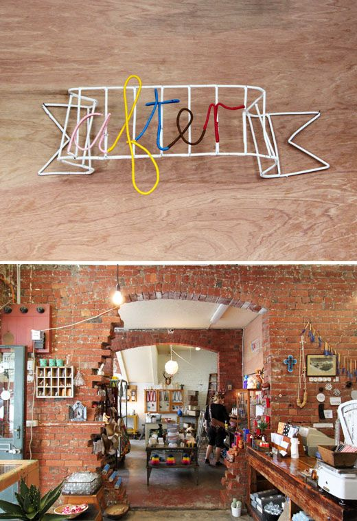 'After' – Phoebe Munro's unique shop in Melbourne's CBD