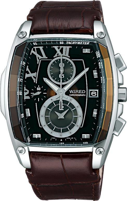 SEIKO ワイアード WIRED リフレクション REFLECTION 腕時計 クロノグラフモデル AGAV039  | 商品から探す | ALEXCIOUS
