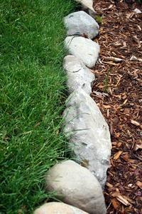 Rock Garden Border Ideas