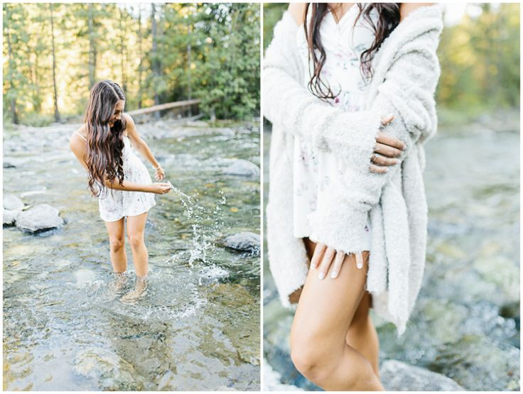 Wenatchee Senior Session | River Senior Pictures | What to wear to senior pictures | Cute Romper with jean jacket photo session | Senior Style Guide | Emma Rose Wenatchee Photographer | VSCO | Cozy Sweater Photo.jpg