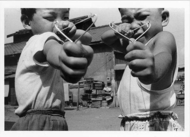 Nobuyoshi Araki, Satchin and His Brother Mabo (1963-1965 )   Artsy