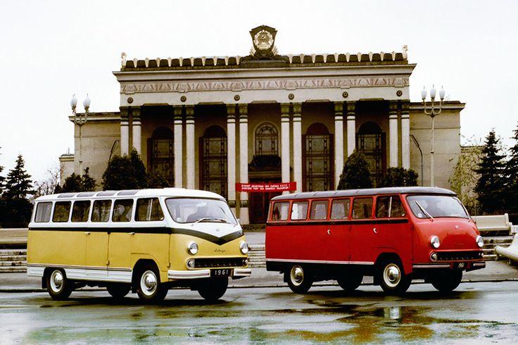 "РАФ 977Д ""Латвия"" '1961–68"