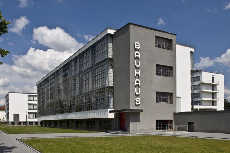 El edificio para la Bauhaus proyectado por Gropius | Galería de fotos 8 de 27 | AD