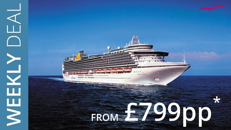 awesome P&O Ventura twelve night time Western Mediterranean Cruise | Earth Cruise Offers of The 7 days