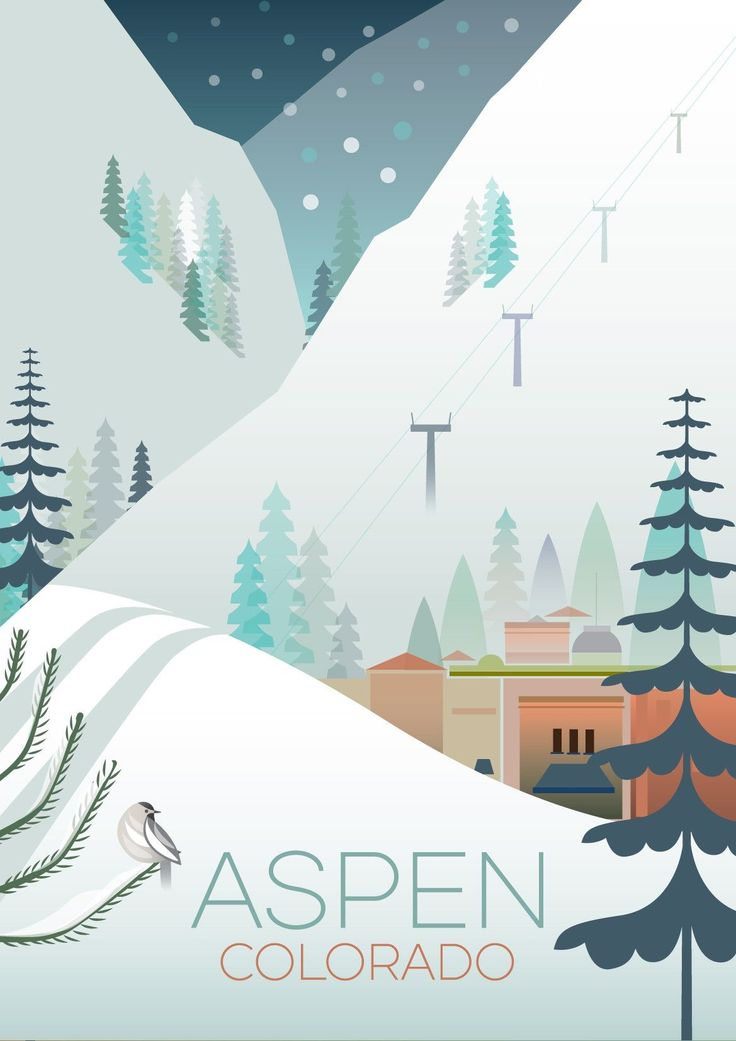 166 Best Colorado Travel Posters Images On Pinterest