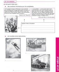 18 documents du fichier élève Doc's en Stock Histoire CM2 pour étudier le XXe siècle.