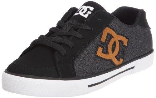 DC Shoes DC Shoes - Schuhe - EMPIRE TX SHOE - D0302154-BT0D - black D0302154-Bt0D-42_Gris (Black/Tan) - Zapatillas de deporte de tela para hombre, color negro, talla 42 de DC Shoes, http://www.amazon.es/dp/B0082NZO7Q/ref=cm_sw_r_pi_dp_dfyfrb0XZ6CFG