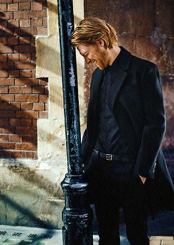 Domhnall Gleeson photographed by Tomo Brejc for EsquireUK