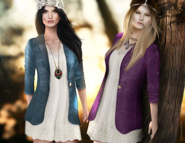 ..GizzA - Cathy Blazer Dress