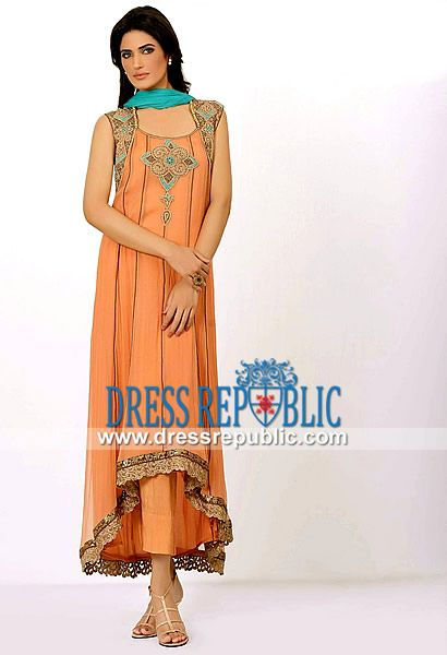 Chiffon haute couture party dresses 2014 by mehdi buy for Buy haute couture