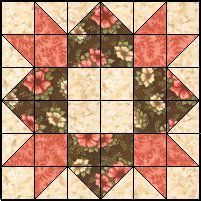 Quilts To Be Stitched - Six patch quilt patterns; good for one-block quilt