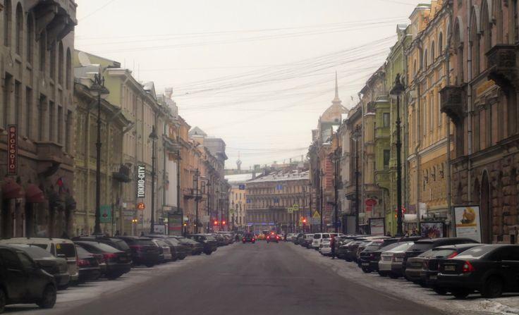 Большая Морская улица