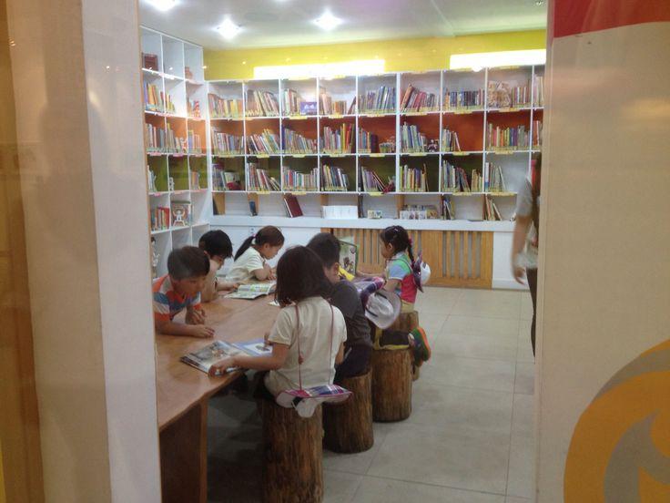 Nami island - little kids