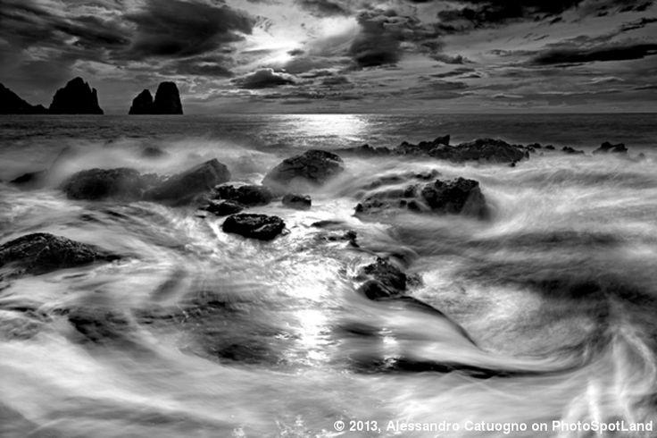 Island of Capri, (NA), Italy. Photo by Alessandro Catuogno on PhotoSpotLand.com See more at http://www.photospotland.com/spots/79