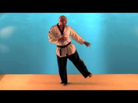 Balance Exercises for Martial Arts