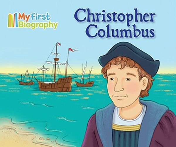 Do you know how adventurous a young Columbus was back in the 15th century? This kids' biography by Marion Dane Bauer illustrates American history & motivates kids to follow their dreams.