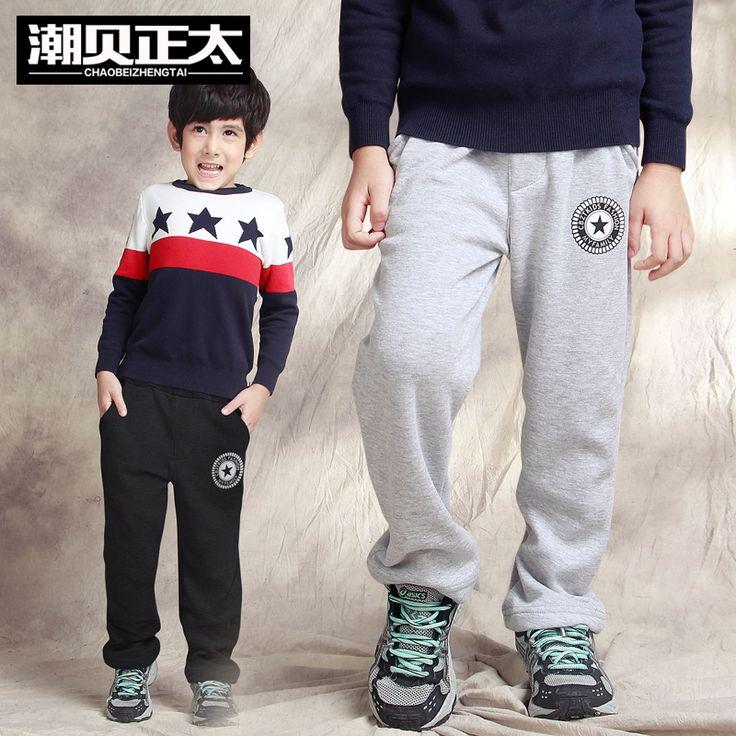 Мода марка 2 - 12 возраст зимние детская одежда, Толстый хлопок теплый мальчиков брюки, Рисунок дети спортивные брюки режим enfant,детские новогодние костюмы для мальчиков,легинсы теплые,кальсоны для мальчиков