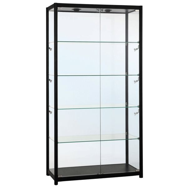 glass display cabinets on pinterest display cabinets grey display