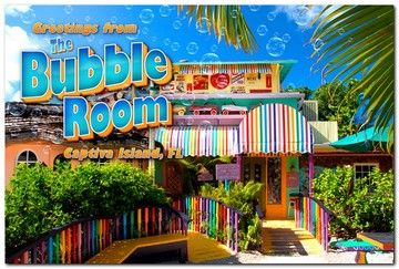 We always have to make a trip to the Bubble Room on Captiva Island when vacationing on Sanibel Island. Love the bubble bread and sticky buns.  Although my favorite is their deserts!