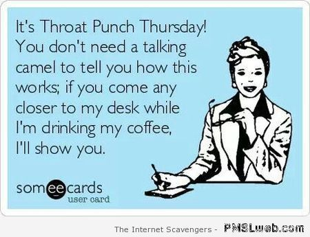 Funny And Happy Thursday Quotes And Pictures - Birthday Wishes ...