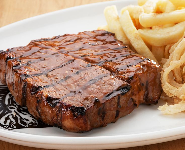 Chargrilled Rump: Juicy and perfectly prepared. https://www.spur.co.za/menu/steaks/