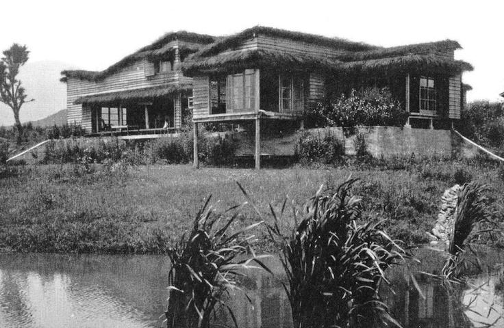 Antonin Raymond / Summer House at Karuizawa