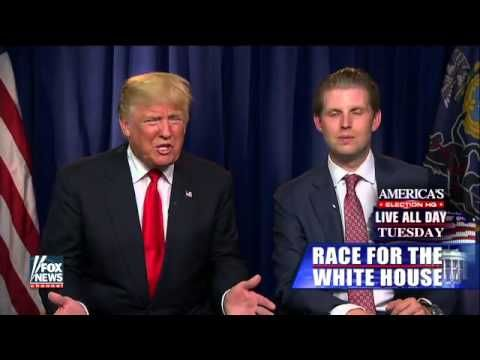 """Donald and Eric Trump on illegal immigration and GOP unity - Latest News on Donald Trump  """"  """"""""Subscribe Now to get DAILY WORLD HOT NEWS   Subscribe  us at: YouTube = https://www.youtube.com/channel/UC2fmymhlW8XL-wnct47779Q  GooglePlus = http://ift.tt/212DFQE  Pinterest = http://ift.tt/1PVV8Cm   Facebook =  http://ift.tt/1YbWS0d  weebly = http://ift.tt/1VoxjeM   Website: http://ift.tt/1V8wypM  latest news on donald trump latest news on donald trump youtube latest news on donald trump golf…"""