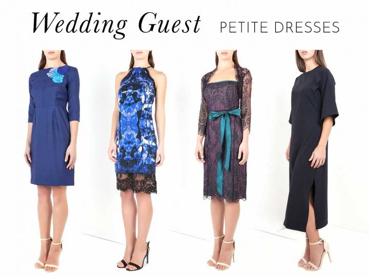 Your search ends here: petite wedding guest dress