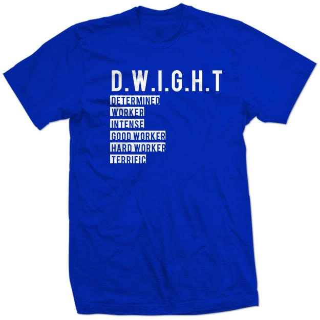 Clothes From The Office Dwight