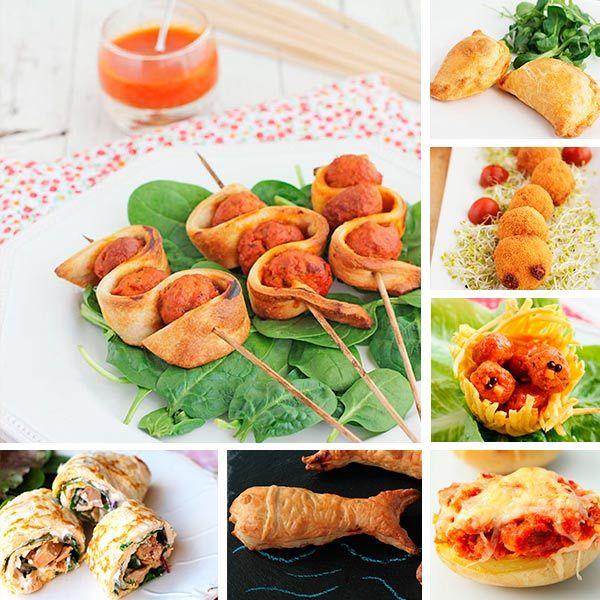 7 cenas saludables para niños ¡con pescado! , 7 cenas saludables para toda la familia con la ayuda de Isabel. Empanadas, brochetas, patatas rellenas, atún, y muchas más recetas fáciles y saludables.