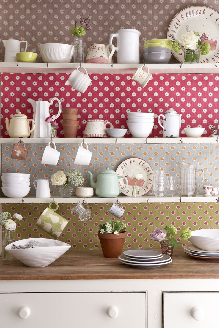 Various Pretty Maids Creating Vibrancy in the Kitchen  MAID-49-50 MAID-47-50 MAID-8-46-50 & MAID-51-47-50