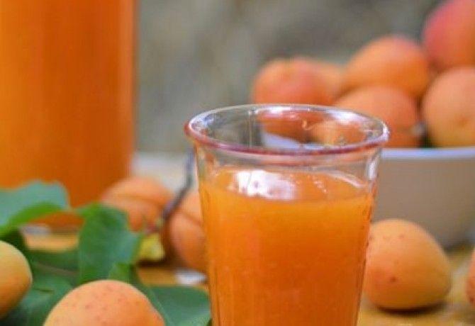 Rostos lé sárgabarackból | NOSALTY – receptek képekkel