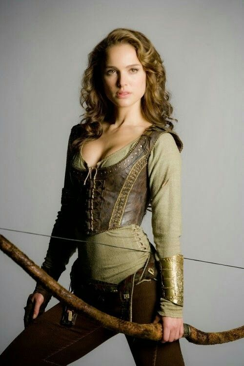Natalie Portman in Your Highness.