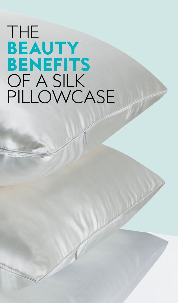 Silk pillowcase: benefits for hair and