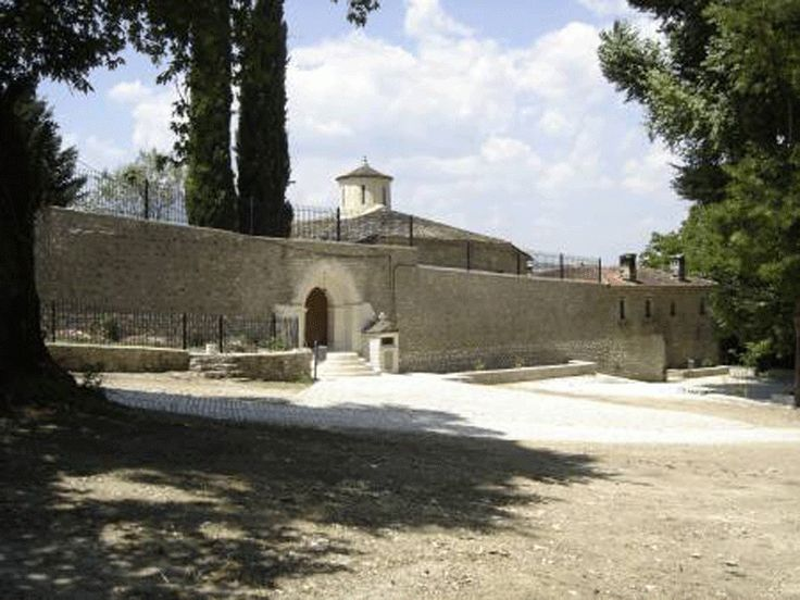 Monastery Paliouri/ Ιερά Μονή Παλιουρής