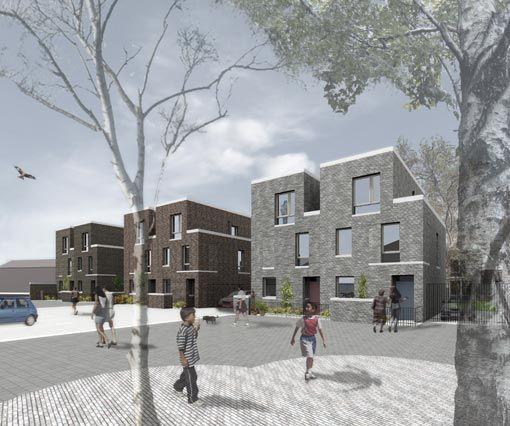 Meadow Street Redevelopment, Preston