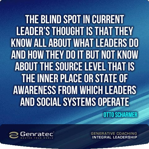 Genratec Scharmer Leadership