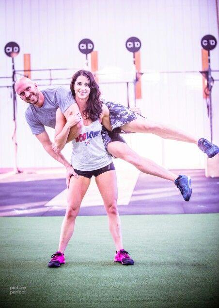 CrossFit Engagement Photo