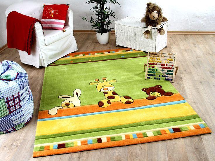 Kinderteppich grün gelb  Die besten 20+ Kinderteppich grün Ideen auf Pinterest | Baby ...