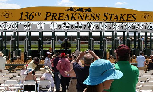 Pimlico Race Track (Home of the Preakness)