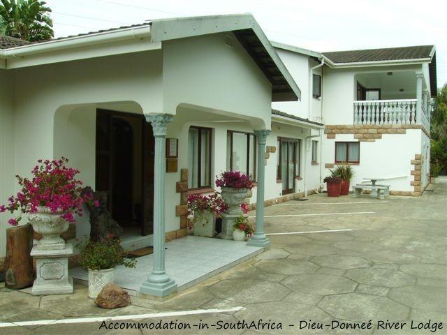 Dieu-Donneé River Lodge accommodation, http://www.accommodation-in-southafrica.co.za/KwaZuluNatal/PortShepstone/DieuDonnee.aspx