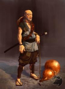 Dekat Tokyo hiduplah seorang Samurai bijaksana, yang memutuskan untuk mengajarkan Zen Buddhisme kepada orang-orang muda.    Suatu sore,