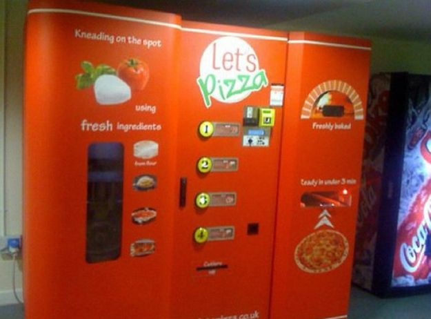 For people who want pizza vending-machine fast without the vending-machine taste.