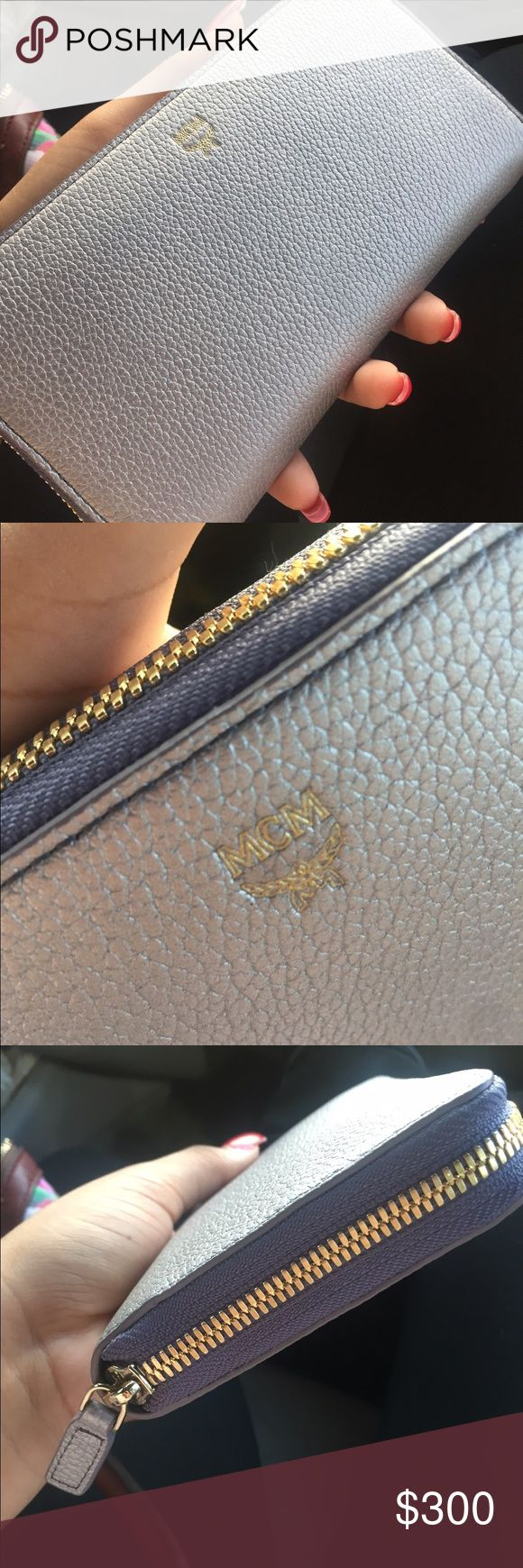 Mcm wallet Brand new with tags. Never used. Authentic. MCM Bags Wallets