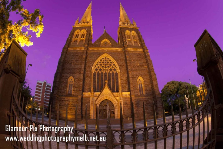 St Patricks Church Melbourne