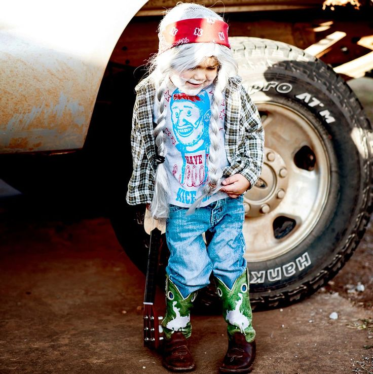 DIY willie Nelson costume Costumes, Willie nelson,