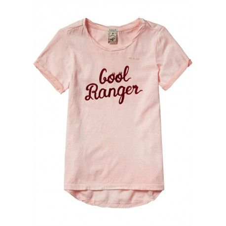 T-SHIRT VINTAGE SCOTCH R'BELLE T-Shirt da bambina della Scotch R'Belle in velluto floccato con effetto tie e dye dalle tonalità pastello color cupcake, dettagli vintage, scollo rotondo e maniche corte con risvoltino, una t-shirt della Scotch R'Belle deliziosa, per completare un look unico e versatile. #scotchsoda #scotchrbelle #tshirt #magliette #abbigliamento #clothing #bambina #bimba #ragazza #girl #child #children #teeneager #kids #junior #teen #shopping #negozionline #fashion #vintage