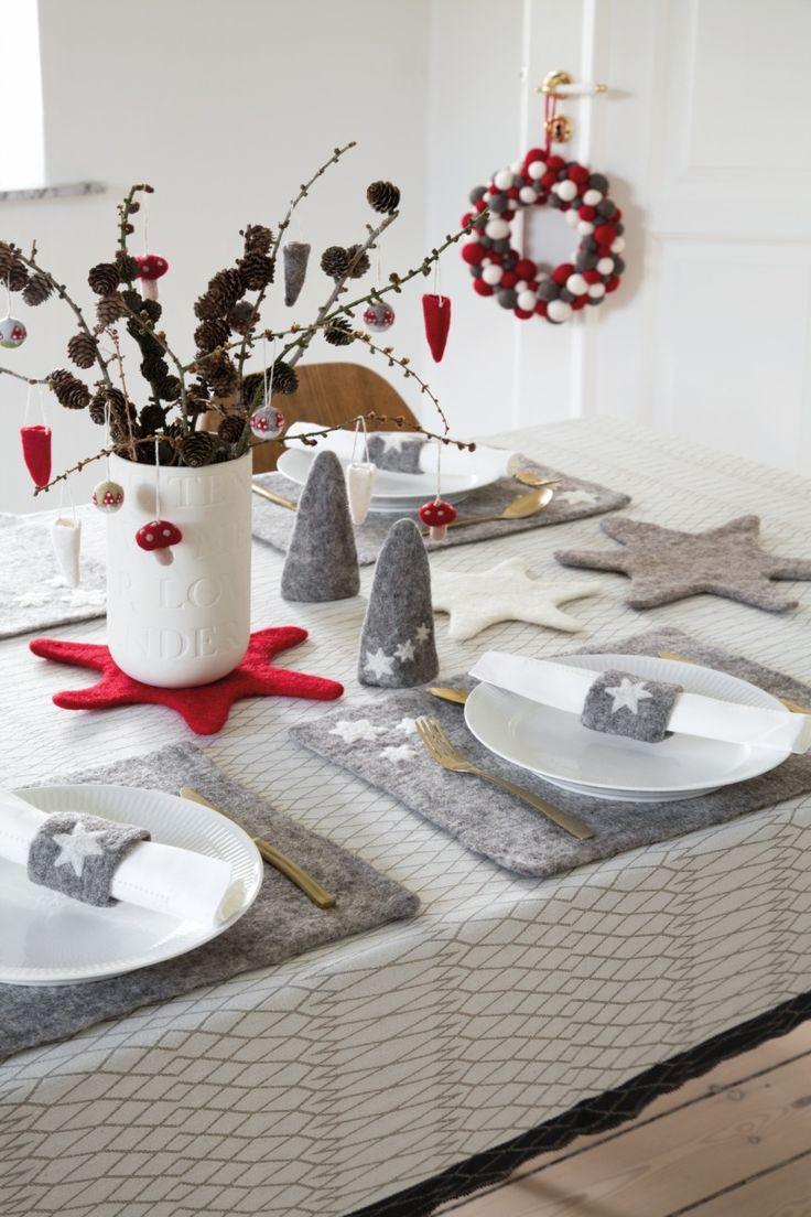 #rikkitikki #éngryogsif #christmas #stars #placemat #napkinring #egg #christmasdecoration #news #AW15