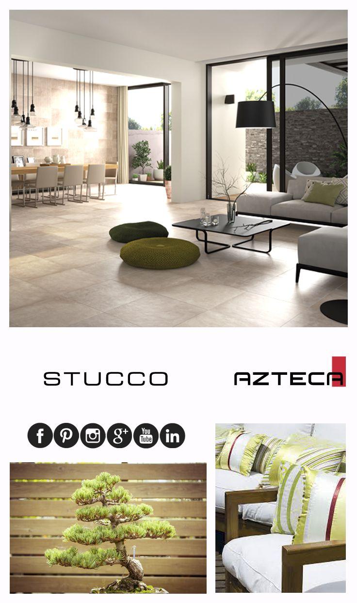 Exteriores con estilo. Stucco 3060NR #terrazas #exteriores #estilo #tendencia #tilestyle #tierra #interiordesign #inspiracion #ideas #reformas